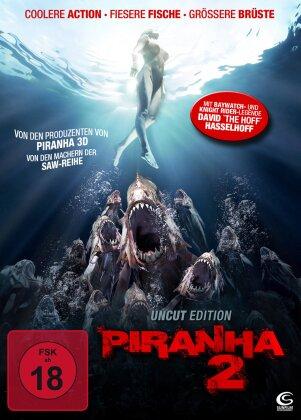 Piranha 2 (2012) (Uncut)