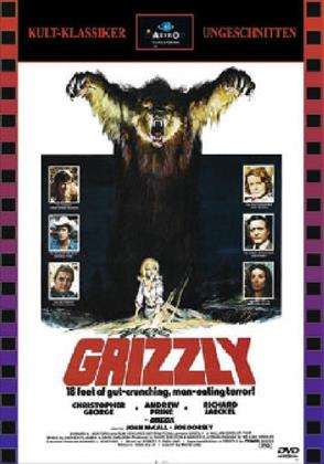 Grizzly (1976) (Cover B, Kult-Klassiker Ungeschnitten, Limited Edition, Uncut)