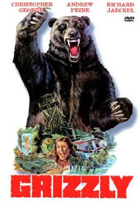 Grizzly (1976) (Kleine Hartbox, Cover B, Uncut)
