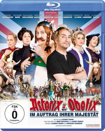 Asterix & Obelix - Im Auftrag Ihrer Majestät (2012)