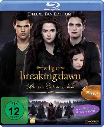Twilight 4 - Breaking Dawn - Biss zum Ende der Nacht - Teil 2 (2011) (Deluxe Fan Edition)
