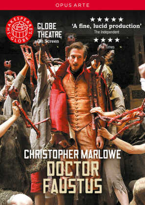 Globe Theatre - Christopher Marlowe - Doctor Faustus (Globe on Screen, Shakespeare's Globe, Opus Arte)