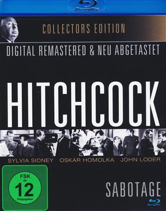 Sabotage - Alfred Hitchcock (1936)