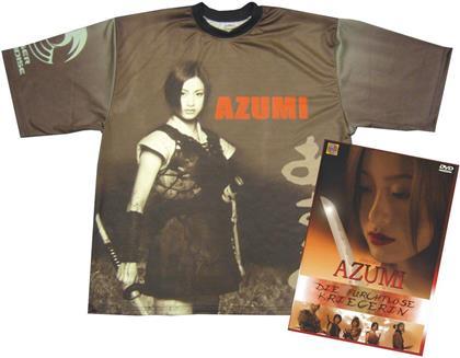 Azumi - Die furchtlose Kriegerin (2003) (+ T-Shirt)