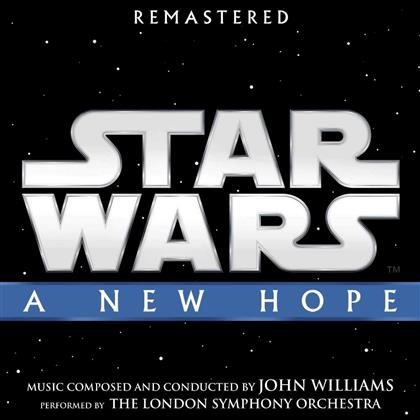 John Williams (*1932) (Komponist/Dirigent) - Star Wars Episode 4 - A New Hope - OST (2018 Reissue, Remastered)