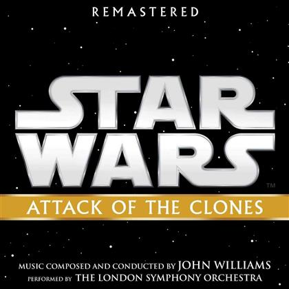John Williams (*1932) (Komponist/Dirigent) - Star Wars Episode 2 - Attack Of The Clones - OST (2018 Reissue, Remastered)