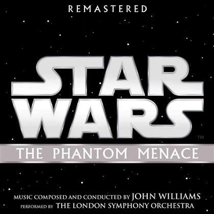 John Williams (*1932) (Komponist/Dirigent) - Star Wars Episode 1- The Phantom Menace - OST (2018 Reissue, Remastered)