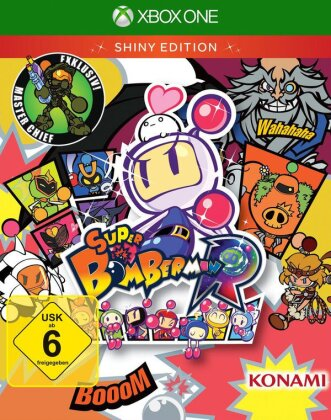 Super Bomberman R ( German Shiny Edition)