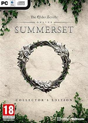 The Elder Scrolls Online: Summerset (Édition Collector)