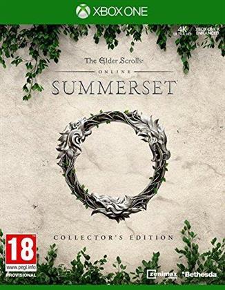 The Elder Scrolls Online: Summerset (Collector's Edition)