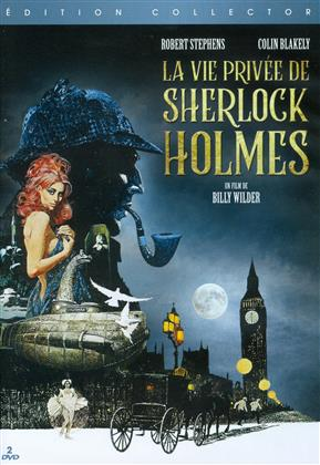 La vie privée de Sherlock Holmes (1970) (Collector's Edition, 2 DVDs)