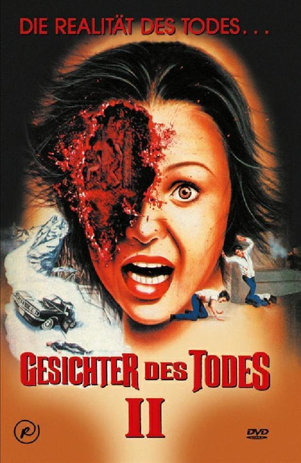 Gesichter des Todes 2 (1981) (Grosse Hartbox, Cover B, Limited Edition, Uncut)