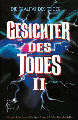 Gesichter des Todes 2 (1981) (Grosse Hartbox, Cover A, Limited Edition, Uncut)