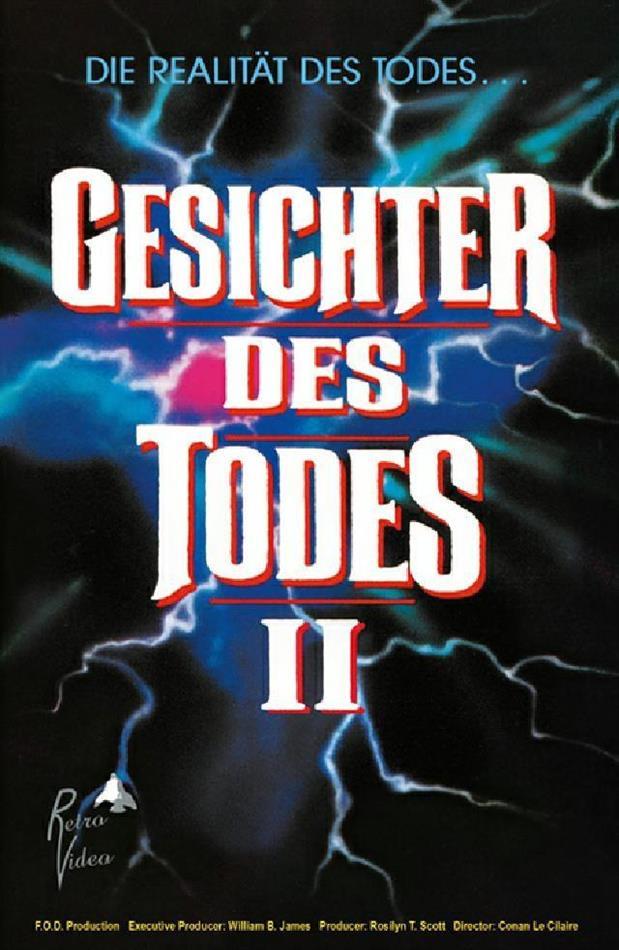 Gesichter des Todes 2 (1981) (Grosse Hartbox, Cover A, Limited Edition, Uncut)