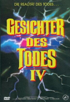Gesichter des Todes 4 (1990) (Kleine Hartbox, Cover A, Uncut)