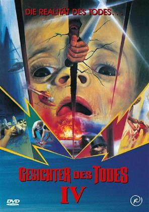 Gesichter des Todes 4 (1990) (Kleine Hartbox, Cover B, Uncut)
