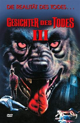 Gesichter des Todes 3 (1985) (Grosse Hartbox, Cover B, Limited Edition, Uncut)