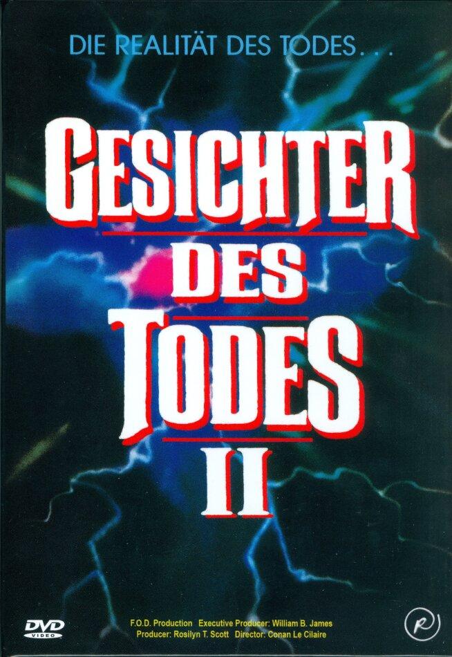 Gesichter des Todes 2 (1981) (Kleine Hartbox, Cover A, Uncut)