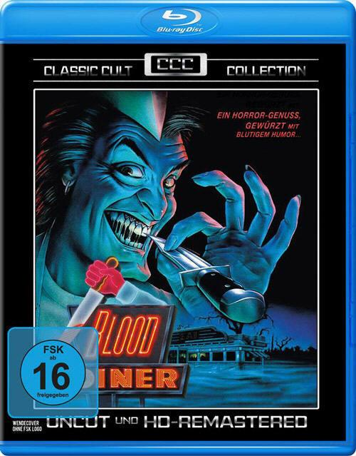 Blood Diner (1987) (Classic Cult Collection, Uncut)