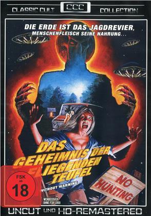 Alien Shock - Das Geheimnis der fliegenden Teufel (1979)