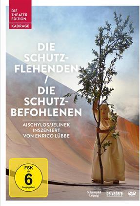 Die Schutzflehenden/Die Schutzbefohlenen - Die Theater Edition Kadrage