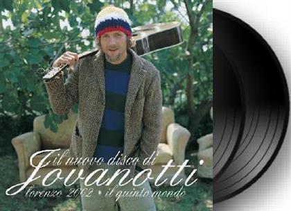 Jovanotti - Lorenzo 2002 - Il Quinto Mondo (2 LPs)