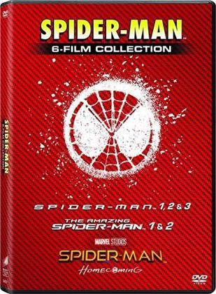Spider-Man - 6-Film Collection (6 DVDs)