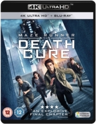Maze Runner 3 - The Death Cure (2018) (4K Ultra HD + Blu-ray)