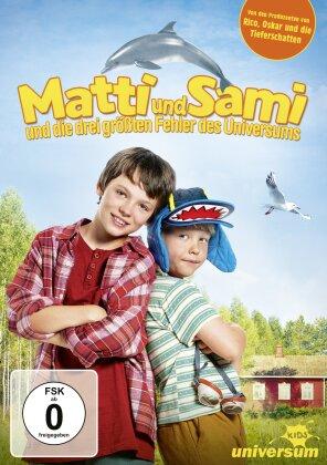 Matti und Sami und die drei grössten Fehler des Universums (2018)