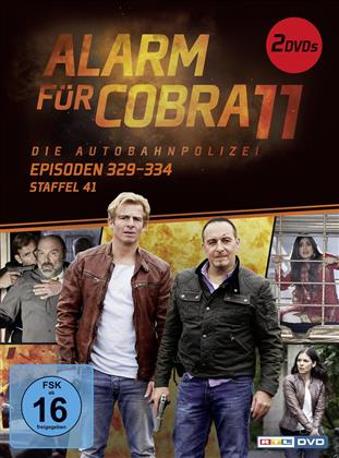 Alarm für Cobra 11 - Staffel 41 (2 DVDs)