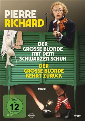 Der grosse Blonde mit dem schwarzen Schuh / Der grosse Blonde kehrt zurück