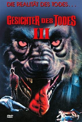 Gesichter des Todes 3 (1985) (Kleine Hartbox, Cover B, Extended Edition, Uncut)