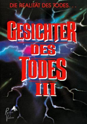 Gesichter des Todes 3 (1985) (Kleine Hartbox, Cover A, Uncut)