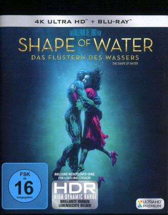 Shape of Water - Das Flüstern des Wassers (2017) (4K Ultra HD + Blu-ray)
