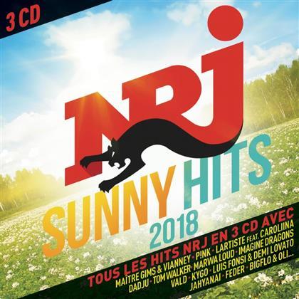 NRJ - Sunny Hits 2018 (3 CDs)