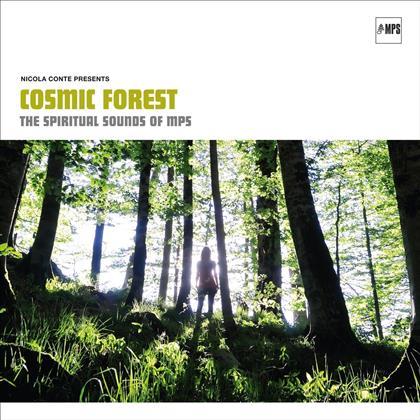 Nicola Conte - Cosmic Forest (2 LPs)