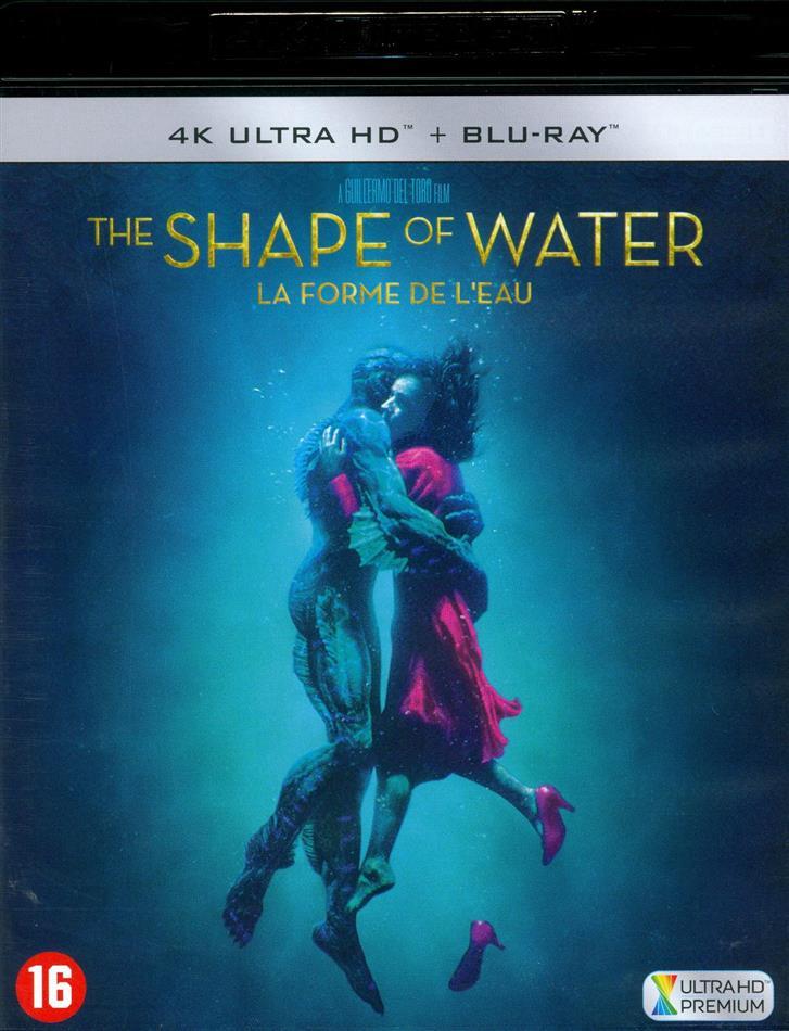 The Shape of Water - La forme de l'eau (2017) (4K Ultra HD + Blu-ray)