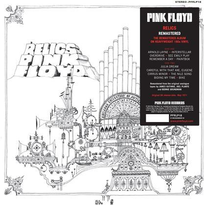 Pink Floyd - Relics (2018 Reissue, LP)