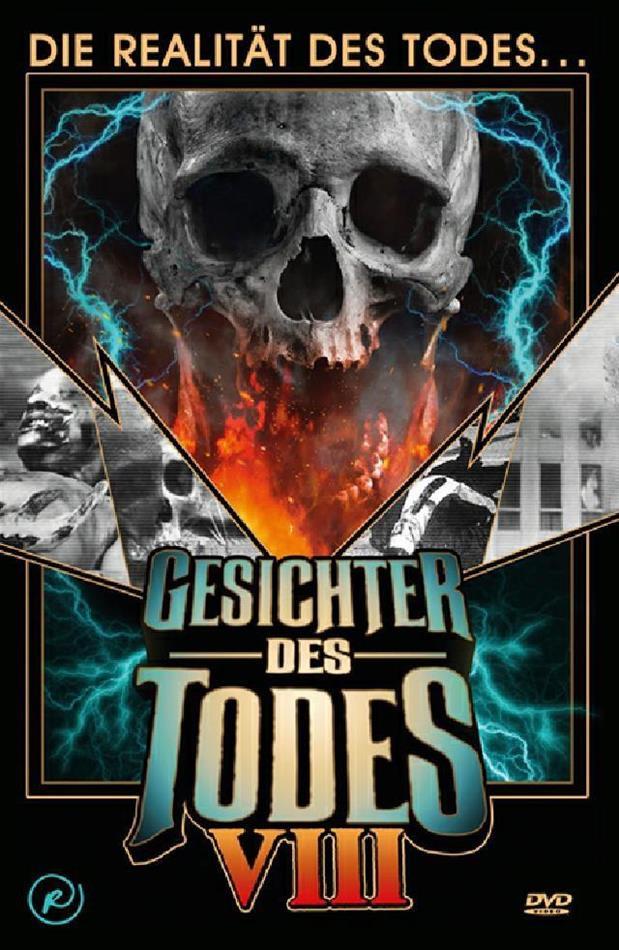 Gesichter des Todes 8 (1993) (Grosse Hartbox, Cover B, Edizione Limitata, Uncut)