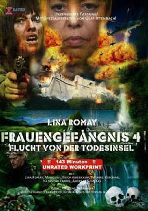 Frauengefängnis 4 - Flucht von der Todesinsel (2007) (Grosse Hartbox, Workprint Edition, Unzensiert, Uncut, Unrated)