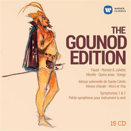 Charles François Gounod (1818-1893) - The Gounod Edition (15 CDs)