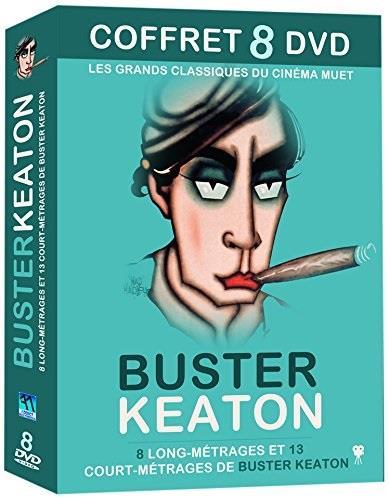 Buster Keaton (Cofanetto, n/b, 8 DVD)