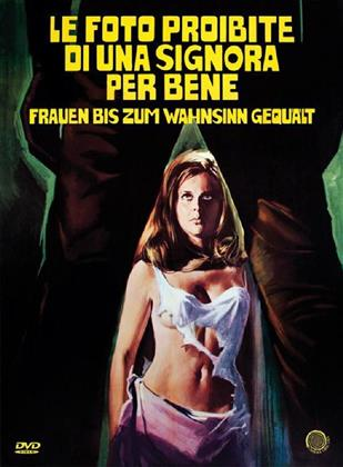 Le foto proibite di una signora per bene - Frauen bis zum Wahnsinn gequält (1970) (Italian Genre Cinema Collection, Edizione Limitata, Uncut)