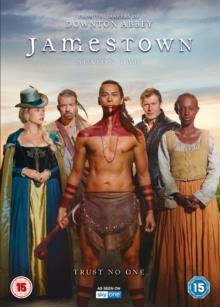 Jamestown - Season 2 (3 DVD)