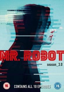 Mr. Robot - Season 3 (4 DVDs)