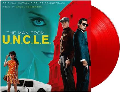 Daniel Pemberton - Man From U.N.C.L.E. - OST (Music On Vinyl, Gatefold, Red Vinyl, 2 LPs)