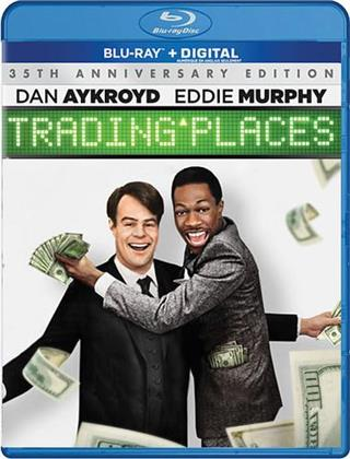 Trading Places (1983) (35th Anniversary Edition, Blu-ray + DVD)