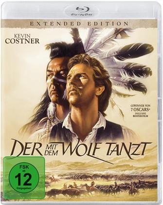 Der mit dem Wolf tanzt (1990) (Extended Edition)