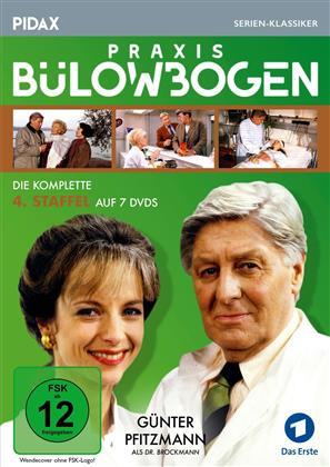 Praxis Bülowbogen - Staffel 4 (Pidax Serien-Klassiker, 7 DVDs)