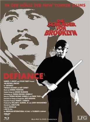 Defiance - Die Schläger von Brooklyn (1980) (Cover B, Limited Edition, Mediabook)